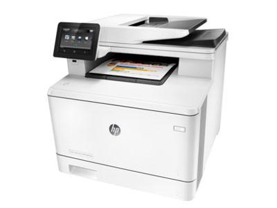 惠普 HP M477fdw  彩色激光多功能一体机