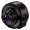 索尼(SONY) DSC-QX10 镜头式数码相机(1820万有效像素 10倍光学变焦 25mm广角 WIFI/NFC随时分享)