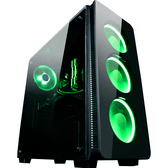 名龙堂剑神机I7 7700/GTX1060四核DIY 组装台式游戏电脑主机