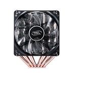 九州 大霜塔  CPU散热器(双风扇/6根热管/适用于IntelAMD全平台