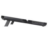 九州(DEEPCOOL)X6 笔记本散热器 (电脑配件/笔记本支架/散热架/散热垫)