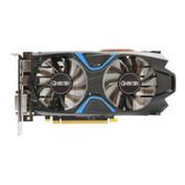 影驰 GeForce GTX 1050Ti大将1354(1468)MHz/7GHz 4G/128Bit 游戏显卡