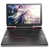 联想(Lenovo)拯救者 ISK15.6英寸游戏笔记本电脑(i5-6300HQ 8G 1T HDD GTX960M 4G独显 FHD IPS屏 )黑