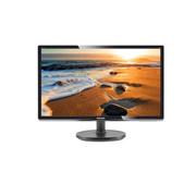 【行货保证】飞利浦 206V6QSB6AH-IPS面板 窄边框不闪屏 微边框 电脑显示器19.45英寸AH-IPS面板细窄边框电脑液晶显示器