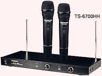 得胜TS-6700HH 得胜无线麦克风 手持无线话筒 TS6700