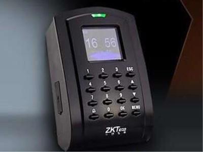 ZKTeco中控智慧SC103刷卡门禁机 ID卡 考勤门禁机一体机 打卡机 超大容量 感应门禁 网络通讯