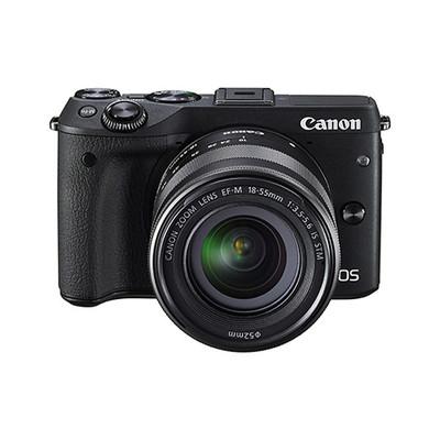 Canon 佳能 EOS M3套机(18-55mm,55-200mm)佳能M3微单电双头套机