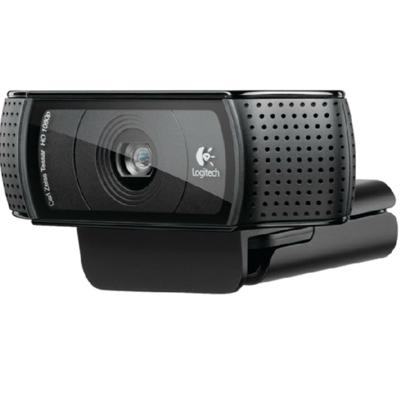 Logitech罗技C920 高清视频摄像头带麦克风台式网络 卡尔蔡司镜头