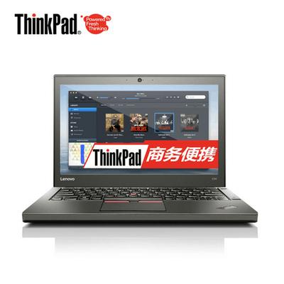 【顺丰包邮】ThinkPad X250(20CLA109CD)12.5英吋 商务办公本 轻薄便携本(i3-4030U 4G 1TB Win7HB 6芯电池)