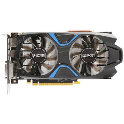 影驰 GeForce GTX 1060黑将 高端电脑独立游戏显卡