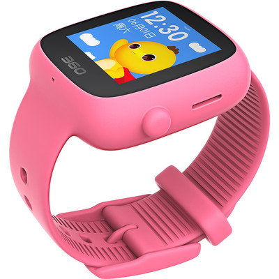 【包邮】360 巴迪龙儿童电话手表 SE智能彩屏电话手表(电信版)