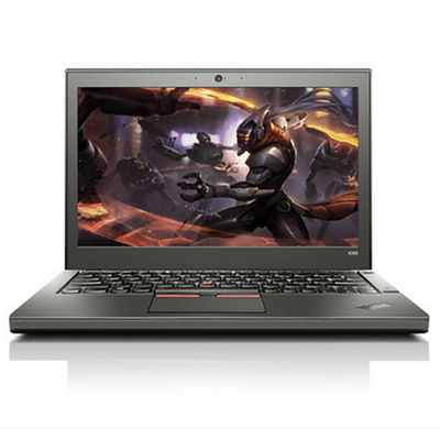 【顺丰包邮】  ThinkPad X260(20F6A00ACD)12.5英寸  黑色经典  商务办公 轻薄便携本