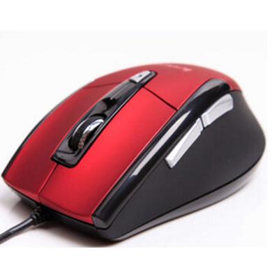 联想M6812鼠标 有线鼠标 笔记本台式机电脑 光电USB可爱 大鼠标