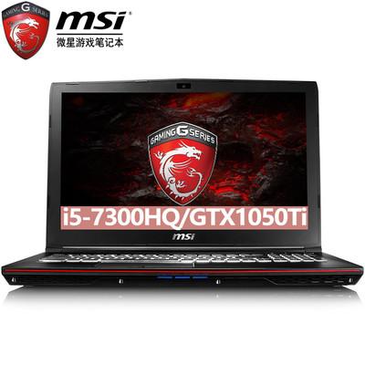 【新品上市】msi微星 GP72 7REX-445CN 17.3英寸大屏游戏影音本