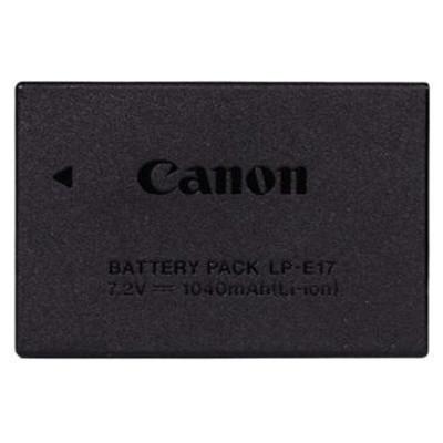 佳能(Canon)原装 LP-E17电池拆机版   原装 E17电池拆机版