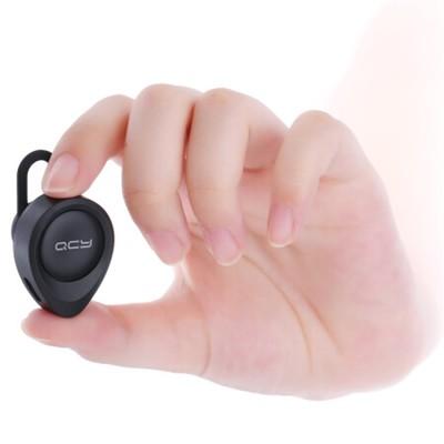 QCY J11 无线蓝牙耳机 迷你无线耳麦 智能蓝牙4.1 音乐小耳机