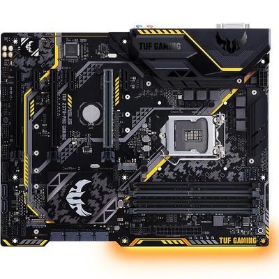 华硕 TUF Z370-PRO GAMING  z370电脑吃鸡游戏主板8700K 8600
