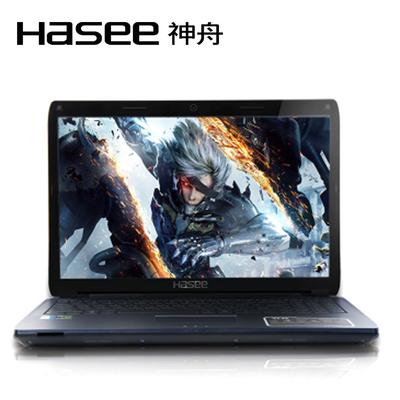 【顺丰包邮】神舟 战神 K660D-i7 D1 15.6英吋游戏影音本,酷睿四代i7四核,配1080P全高清屏,GTX 860M高性能显卡,无标配光驱