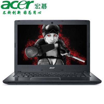 《官方授权 顺丰包邮》Acer TMTX40-G1-76EV 14寸轻薄睿智商务本 i7-6500U 8G 128GB固态+1TB GT940MX-2G 预装Windows 10 高清屏