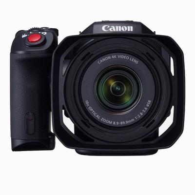 佳能(Canon) XC10 4K新概念摄像机 专业摄像机/家用摄像机双用 慢动作快速记录 WIFI链接XC10摄像机