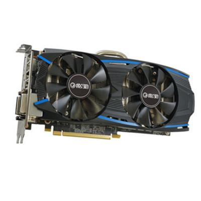 GALAXY/影驰GTX1060大将6G显卡台式机电脑游戏显卡超RX480