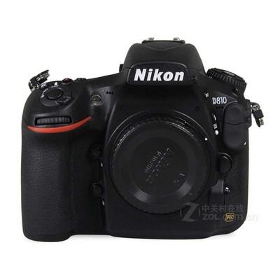 尼康(Nikon) D810 单反机身 全画幅 专业单反相机