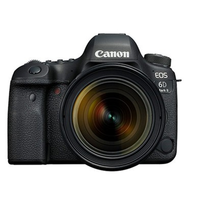 佳能 6D Mark II(单机)  佳能(Canon) EOS 6D Mark II 单反机身