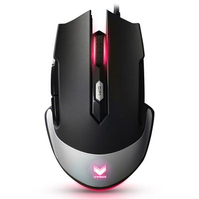 雷柏 V310电竞级激光游戏鼠标  有线鼠标 游戏鼠标 激光鼠标