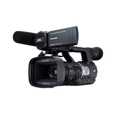 JVC HM360 JVC/杰伟世 JY-HM360 专业婚庆手持式摄像机一体机 JVC360