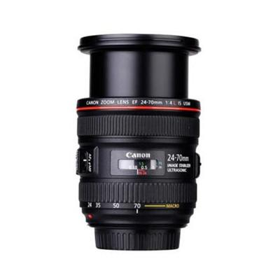 佳能(Canon) EF 24-70mm f/4L IS USM 标准变焦镜头(拆机版)