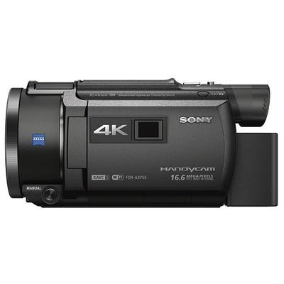索尼(SONY)FDR-AXP55 4K高清数码摄像机 内置64G内存 20倍光学变焦