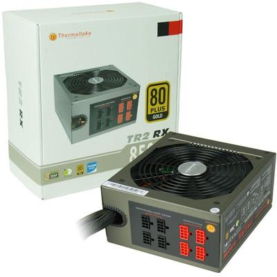 Tt(Thermaltake)额定850W电源 TRX-850M