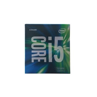 Intel 酷睿i5 6400(盒)新架构的性能 主频2.7 睿频3.2 集成HD530