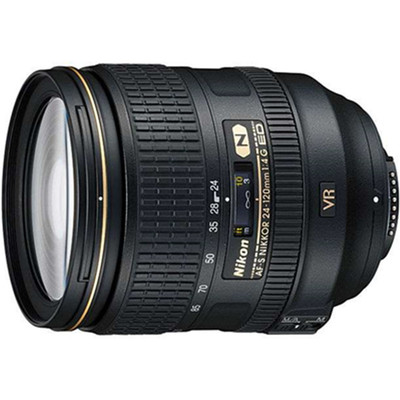 尼康 AF-S  24-120mm f/4G ED VR更完善的售后服务尽在锐意摄影器材