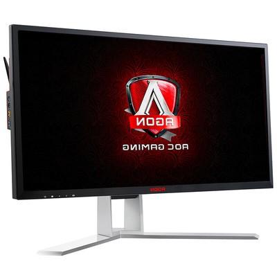 AOC AG271QX 27英寸 144hz刷新 1ms 2K高清游戏电竞液晶电脑显示器