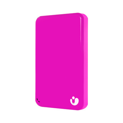 艾比格特 (iBIG Stor)旗舰版 2.5英寸 2TB 无线移动硬盘(星空紫)