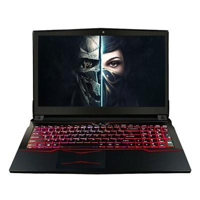 神舟战神 T6Ti-X5   GTX1050Ti 4G独显  15.6英寸游戏笔记本 黑色