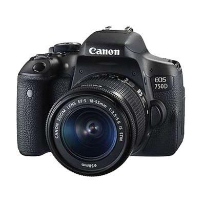 佳能(Canon)EOS 750D EF-S 18-55mm f/3.5-5.6 IS STM