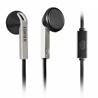 漫步者(EDIFIER) H190P 手机耳机 手机耳塞 可通话