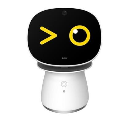 360 AR版S601儿童机器人AR版 智能语音操控 早教故事机