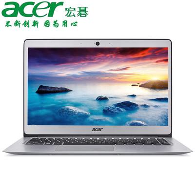【官方授权 顺丰包邮】Acer SF113-31-C2JP 13.3英寸时尚轻薄本 赛扬双核 N3350  4GB 128GB固态 集显 预装Windows 10