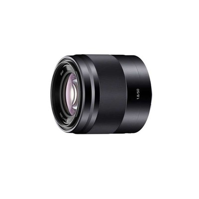 索尼(SONY)E 50mm F1.8 OSS (SEL50F18) 微单相机镜头 *行货 更完善的售后服务 被信任是一种快乐