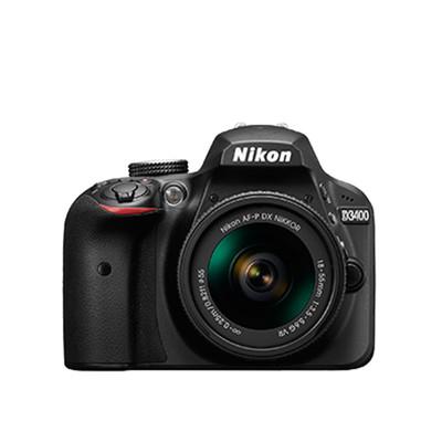 尼康 D3400套机(18-55mm VR) 尼康 D3400 数码相机 D3400 18-55套机