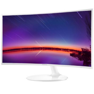三星(SAMSUNG)C27F391FHC 27英寸1800R爱眼低蓝光曲面显示器