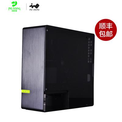 INWIN/迎广904plus NV 定制版 全铝合金机箱 钢化玻璃侧板机箱