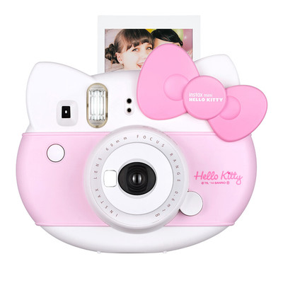 富士 instax mini HELLO KITTY一次成像相机 拍立得胶片 趣奇相机