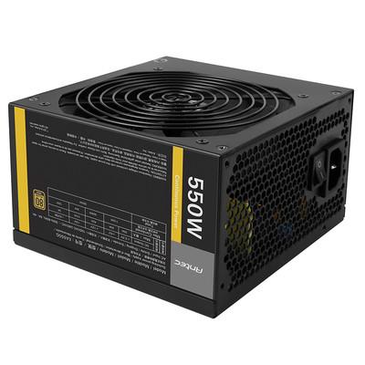 ANTEC EA-550G 台式机电脑主机电源额定550W静音金牌PC电源