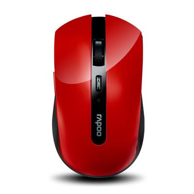 雷柏 7200P无线光学鼠标 商务办公 无线鼠标