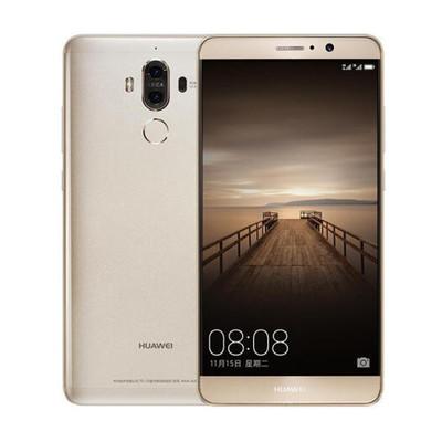 华为 Mate9 4G手机 双卡双待 黑色 全网通4GB +64GB