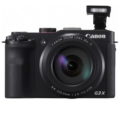 佳能(Canon)PowerShot G3X 数码相机